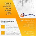 Nuevo vídeo de Anetra apoyando el autocar