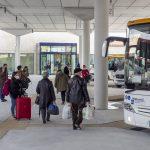 La primera estación intermodal de Galicia está en Ourense