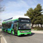 Alsa y la Comunidad de Madrid presentan el primer autobús de hidrógeno que operará una línea urbana en España