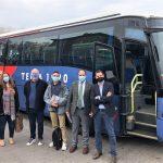 TEISA y la Fundación Lluís Coromina ceden dos autocares para el transporte escolar en Marruecos