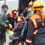 Sierrabus pionera en la instalación del sistema E-Rescue