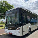 Isuzu presenta la nueva generación de autobuses eléctricos NovoCITI-VOLT