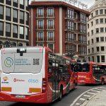 Bilbobus, Repsol y Alsa realizan la primera prueba piloto con combustible cero emisiones netas