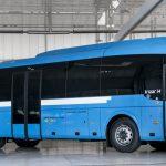 Irizar fabrica el primer autocar de larga distancia de gas natural licuado